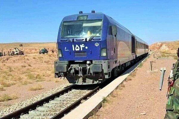 راهآهن خواف - هرات