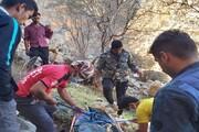 پایان زندگی مرد تنگستانی با سقوط از کوه