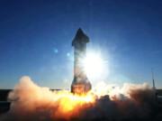 ویدئو | فرود انفجاری موشک «استارشیپ» شرکت «اسپیسایکس»