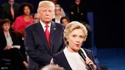 ترامپ: ما فاسدترین انتخابات تاریخ را بردیم | واکنش تند کلینتون