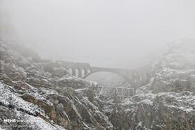 هشدار دوباره هواشناسی؛ کولاک و سرما در راه است   ۱۳ استانی که باید منتظر برف باشند   سرمای سوزناک در کدام استانهاست؟   کوهنوردی نکنید