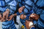 دستگیری ۷۴ متهم تحت تعقیب در سلسله