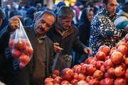 قیمت انواع میوه در هفته منتهی به شب یلدا