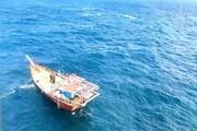 نجات شش خدمه لنج صیادی پس از پنج روز سرگردانی در دریا