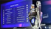 قرعه کشی لیگ قهرمانان اروپا | نبرد پورتو و طارمی با یوونتوس | قرعه سخت بارسلونا