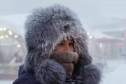 عکس روز | خرید در سرمای قطبی