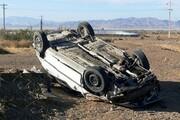 دو کشته در حادثه رانندگی آزادراه زنجان - قزوین