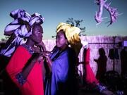 تصاویر | هفته مد متفاوتی که به دلیل شیوع کرونا در جنگل برگزار شد