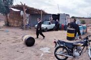 خواب زمستانی وعده گازرسانی به روستاهای پلدختر