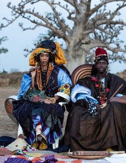 هفته مد سنگال