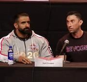 گرگ پارسی در آمریکا از غیرت ورزشکاران ایرانی میگوید