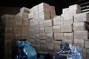 جریمه ۸۰۰ میلیونی برای قاچاقچی کالا در دلیجان