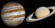«سیاره دوگانه»: مقارنه بزرگ زحل و مشتری پس از ۸۰۰ سال