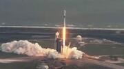 اسپیسایکس یک ماهواره جاسوسی محرمانه آمریکا را به فضا فرستاد