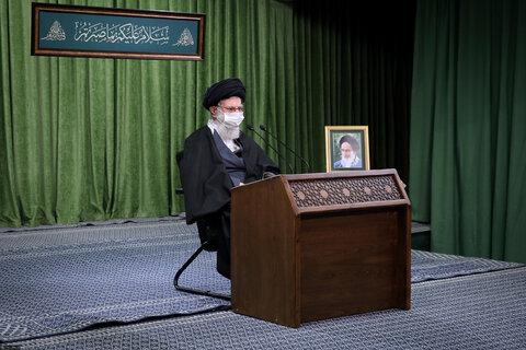 سخنرانی تلویزیونی بهمناسبت روز پرستار