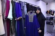 هـدفم تولـید پـوشش اسلامی مد روز بود