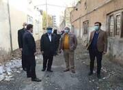 حامد مظاهریان در بازدید از پروژههای منطقه ۱۷ | تمرین مطالبهگریشهروندان در پروژههای محله محور
