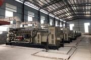 نیروگاه ۱۲ مگاواتی گازی ورامین افتتاح شد