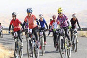 درد دلهای بانوی دوچرخهسوار قاینی
