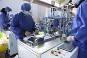طراحی و تولید نانوماسک ضد کرونا در اراک