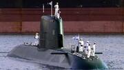 زیردریایی اسرائیل در راه خلیج فارس   زیردریایی نظامی آمریکا هم وارد خلیج فارس شد