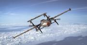 تحول در طراحی پهپاد: ترکیبی از هلیکوپتر و هواپیما در درون جدید هیبریدی