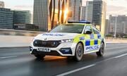 جدیدترین خودرو پلیس انگلیس را ببینید