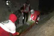 جسد مرد گمشده خدابندهای پیدا شد