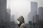 افزایش مراجعه به بیمارستانها بر اثر آلودگی هوا