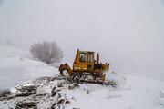 هشدار زرد برای برف و باران، باد شدید و کاهش دما تا ۲۰ درجه | ۱۲ استانی که باید منتظر تندباد ۸۰ کیلومتری و کولاک باشند