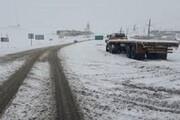 تردد کشنده در محورهای کوهستانی بجنورد و اسفراین ممنوع است