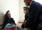 دو بازدید ربیعی به مناسبت میلاد حضرت مسیح | همه ادیان در ایران از شرایط برابر برخوردارند