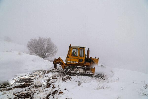 برف و کولاک