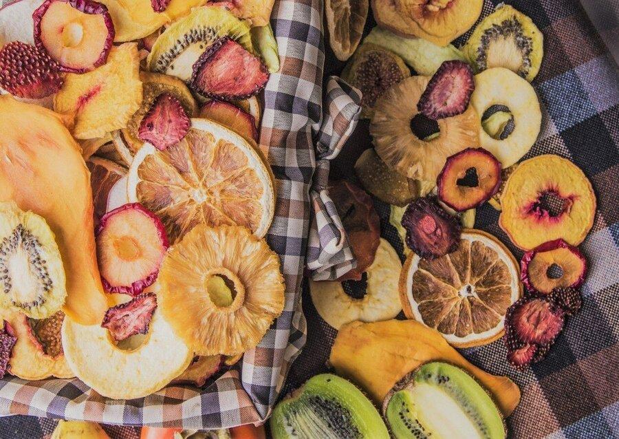 میوه خشک - تغذیه - رژیم