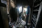 آتشسوزی مخابرات شبانکاره تلفن ۲ هزار مشترک را قطع کرد