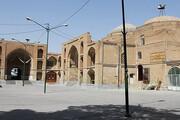 آغاز مرمت و پاکسازی مسجد انقلاب ساوه