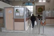 منع تردد مسافر از مرز باشماق مریوان لغو شد