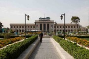 محلهای جدید در دل خندق ناصری