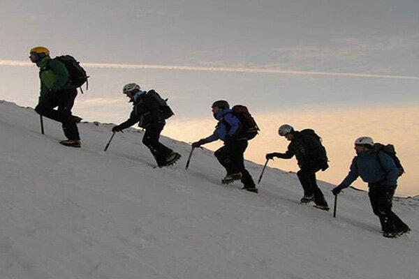 کوهنوردان گمشده