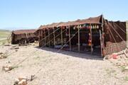 راهاندازی نخستین اقامتگاه بومگردی عشایری در سیرجان