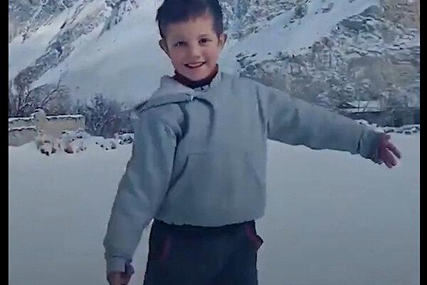 پسربچه پاكستاني