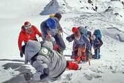 جستجو برای یافتن ۵ کوهنوردِ گمشده در زرینکوه دماوند | عملیات با کندی پیش میرود
