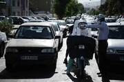 انضباط بخشی به تردد موتورسواران در تقاطعها