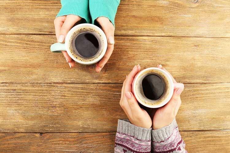 مصرف قهوه و چای سبز در رژیم غذایی لاغری دکتر کرمانی
