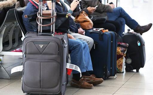 سفر - مسافرت - چمدان