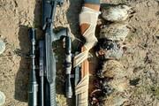 دستگیری ۲ شکارچی غیرمجاز در دهلران