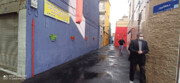 همراه با اهالی کوچه شهید دهقانپور و بهمنیار در طرح «کوچه رنگی»   رنگ شورانگیز همدلی بر سیمای محله