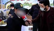 شگردها و وسایل عجیب مجرمان در نمایشگاه پلیس   از قمه دستساز تا پلیس موادفروش
