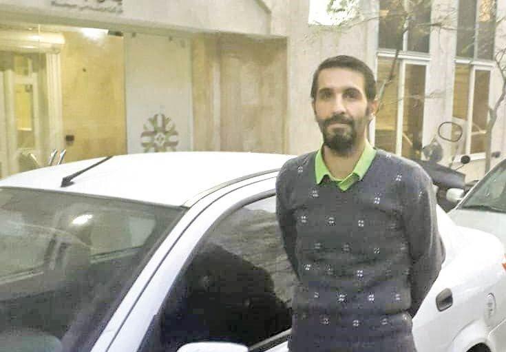 محمدعلی سعید - نجات جوانی که میخواست خودکشی کند