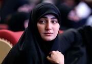 واکنش زینب سلیمانی به حملات رژیم صهیونیستی به قدس شریف